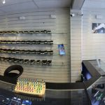 Evapour panoramic store photograph