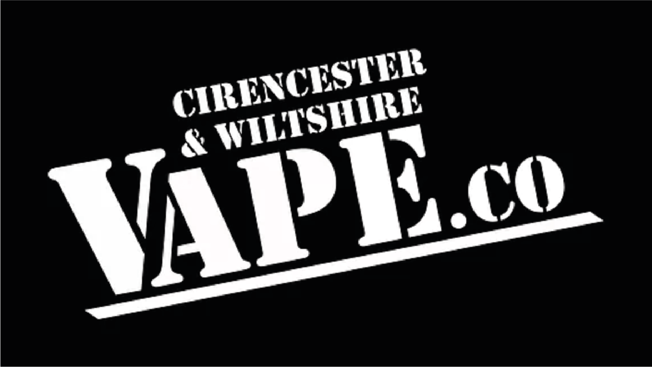 Cirencester and Wiltshire Vape Co Logo